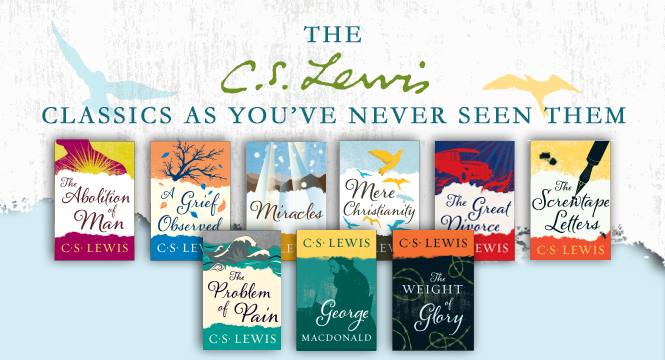 The C. S. Lewis Classics As You've Never Seen Them