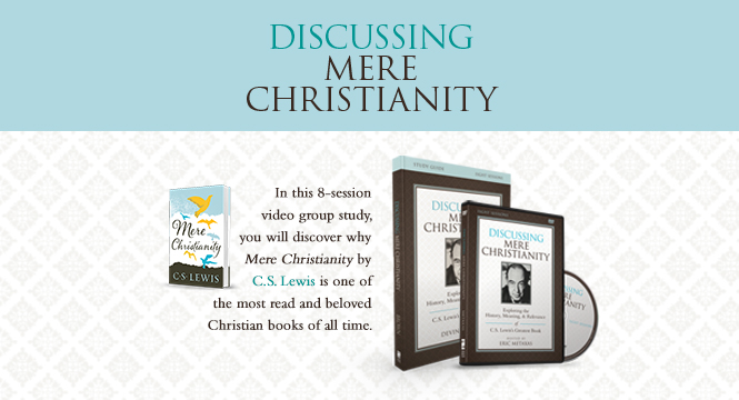 Amazon. Com: study guide: mere christianity by c. S. Lewis.